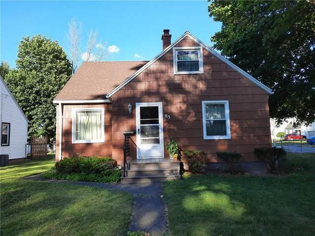 85 Rellim Boulevard, Gates, NY 14624 (MLS #R1346970) :: TLC Real Estate LLC
