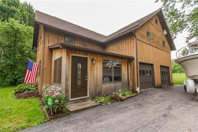 8013 W Ridge Road, Clarkson, NY 14420 (MLS #R1346984) :: Robert PiazzaPalotto Sold Team