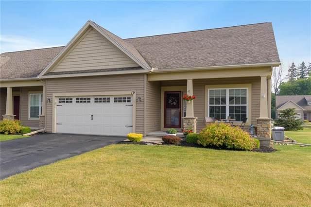 19 Harbour Oaks Way, Gates, NY 14624 (MLS #R1347009) :: TLC Real Estate LLC