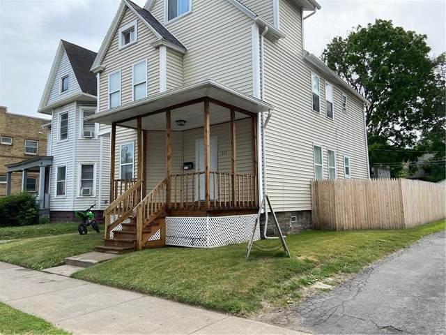 727 Dewey Ave, Rochester, NY 14613 (MLS #R1347390) :: Robert PiazzaPalotto Sold Team