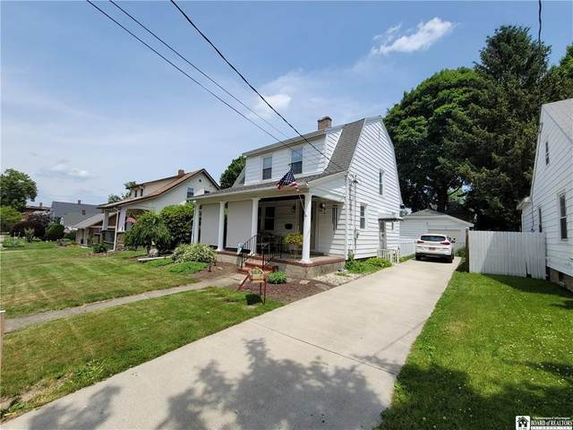71 Andrews Avenue, Jamestown, NY 14701 (MLS #R1347573) :: Thousand Islands Realty