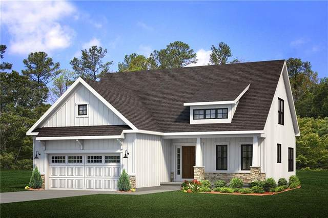 Lot 6 Lacrosse Circle, Canandaigua-Town, NY 14424 (MLS #R1347829) :: BridgeView Real Estate Services
