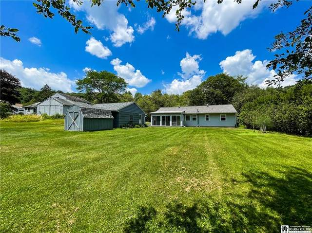 1317 Kamery Road, Olean-Town, NY 14760 (MLS #R1348084) :: Thousand Islands Realty