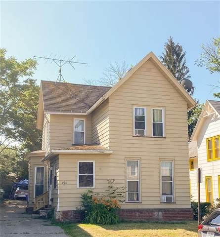 494 Seward Street, Rochester, NY 14608 (MLS #R1348156) :: Robert PiazzaPalotto Sold Team