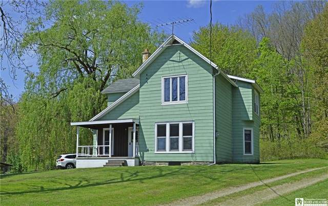 2809 Lebanon Rd(Co Road 10), Cold Spring, NY 14772 (MLS #R1348226) :: Thousand Islands Realty