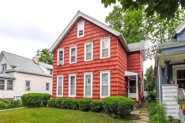 27 Wilcox Street, Rochester, NY 14607 (MLS #R1348278) :: Robert PiazzaPalotto Sold Team