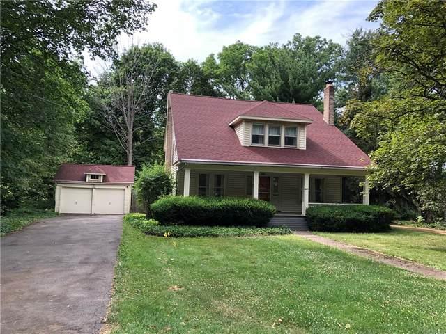 4039 Lake Road N, Clarkson, NY 14420 (MLS #R1348707) :: Robert PiazzaPalotto Sold Team