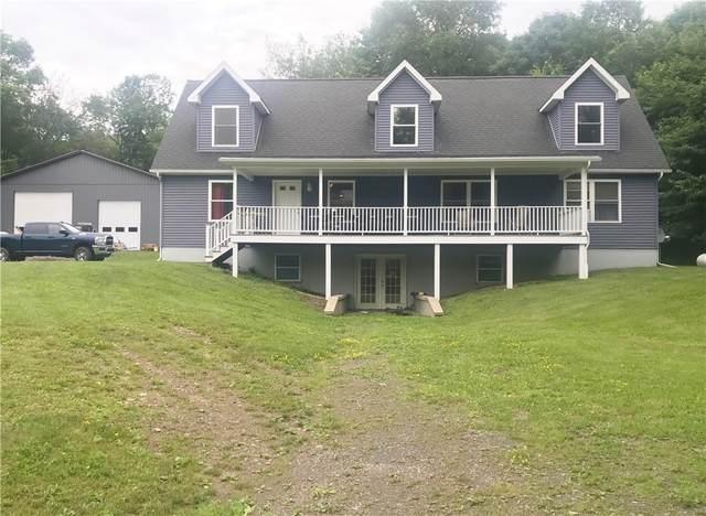 1186 Spicer Road, Independence, NY 14897 (MLS #R1348763) :: TLC Real Estate LLC