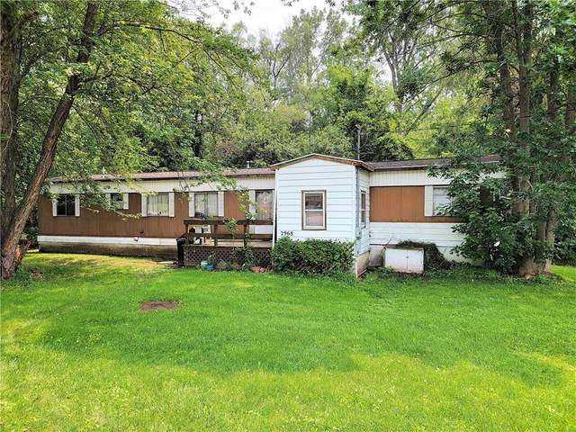 2968 State Route 88 N, Arcadia, NY 14513 (MLS #R1348794) :: Robert PiazzaPalotto Sold Team