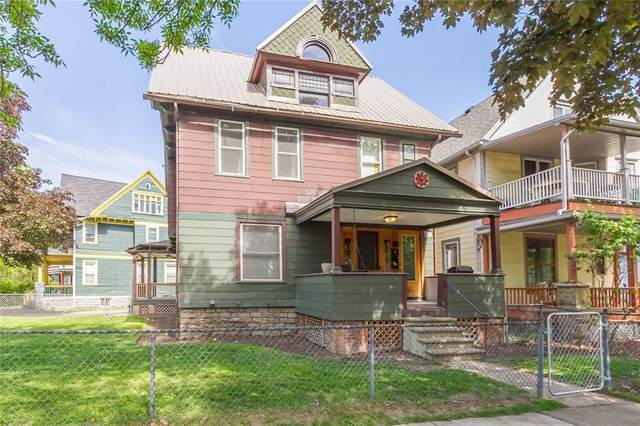77 Boardman Street, Rochester, NY 14607 (MLS #R1349094) :: Robert PiazzaPalotto Sold Team