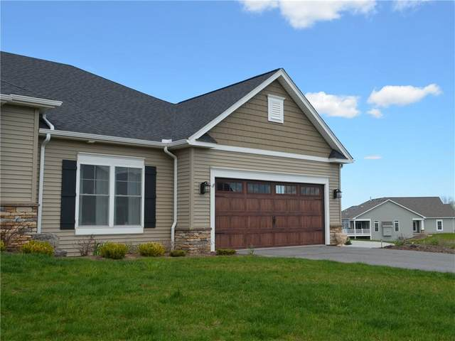7146 Cassidy Court Lot 209, Victor, NY 14564 (MLS #R1349133) :: BridgeView Real Estate Services