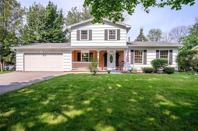 279 Fox Meadow Road, Greece, NY 14626 (MLS #R1349419) :: BridgeView Real Estate Services