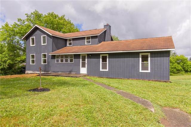 3875 Wood Hill Road, Italy, NY 14512 (MLS #R1349685) :: Robert PiazzaPalotto Sold Team