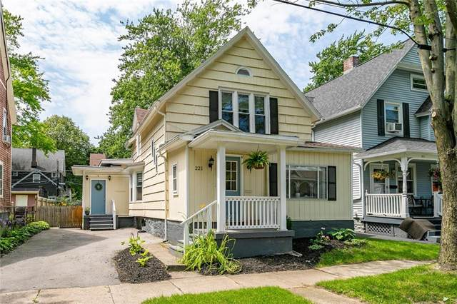 221 Merriman Street, Rochester, NY 14607 (MLS #R1350156) :: Robert PiazzaPalotto Sold Team