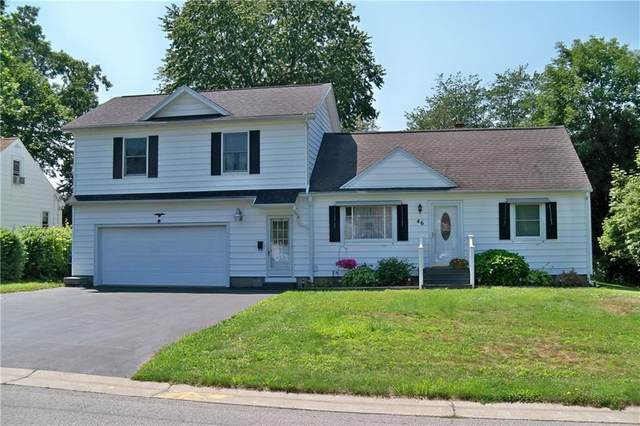 46 Belmont Road, Greece, NY 14612 (MLS #R1350160) :: BridgeView Real Estate Services
