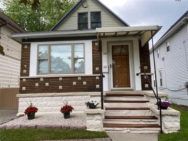 56 Mandan Street, Buffalo, NY 14216 (MLS #R1350425) :: Robert PiazzaPalotto Sold Team