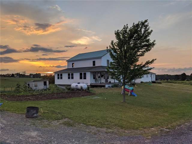2830 Route 96A Highway, Lodi, NY 14521 (MLS #R1350453) :: Thousand Islands Realty