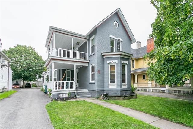 251 Meigs Street, Rochester, NY 14607 (MLS #R1350564) :: Serota Real Estate LLC