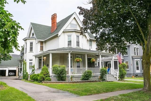 261 Meigs Street, Rochester, NY 14607 (MLS #R1350566) :: Serota Real Estate LLC