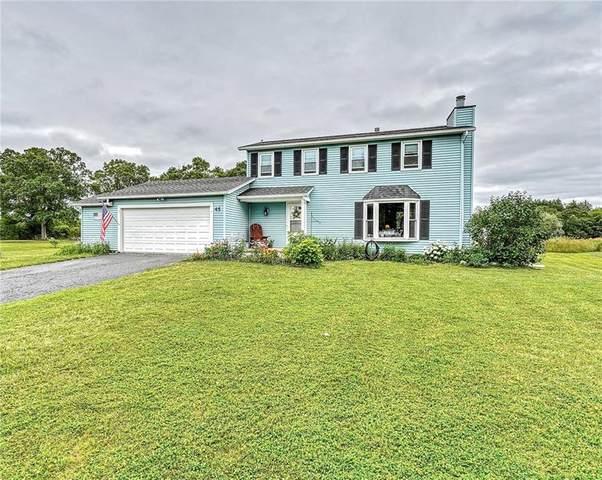 45 Woodstock Lane, Clarkson, NY 14420 (MLS #R1350623) :: Robert PiazzaPalotto Sold Team