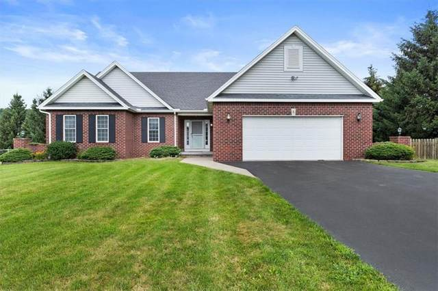 6 Cadence Court, Penfield, NY 14526 (MLS #R1350734) :: Robert PiazzaPalotto Sold Team