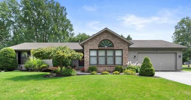 27 Robbin Crescent, Ogden, NY 14624 (MLS #R1350745) :: BridgeView Real Estate Services