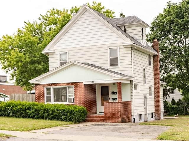 41 Crittenden Boulevard, Rochester, NY 14620 (MLS #R1350840) :: Robert PiazzaPalotto Sold Team
