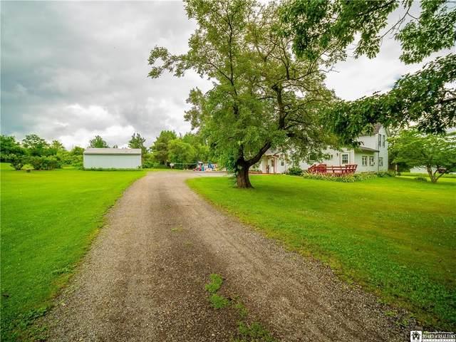 3623 Straight Road, Pomfret, NY 14063 (MLS #R1350858) :: BridgeView Real Estate