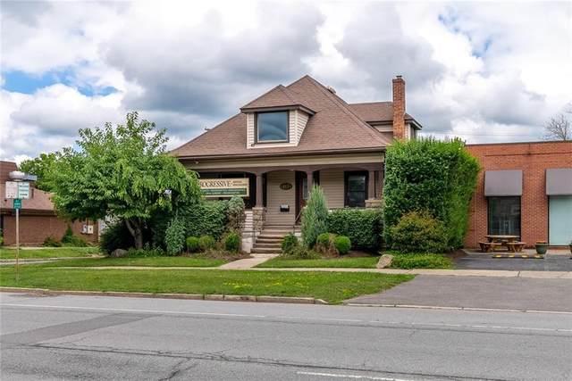317 S. Main Street, Canandaigua-City, NY 14424 (MLS #R1351062) :: TLC Real Estate LLC