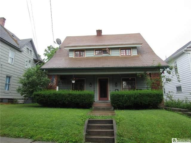 94 Myrtle Street, Jamestown, NY 14701 (MLS #R1351218) :: Thousand Islands Realty