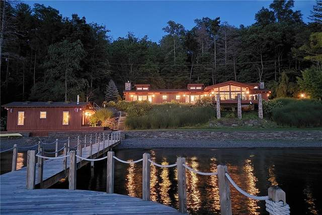 9182 S Rhodes Road, Lodi, NY 14521 (MLS #R1351220) :: Thousand Islands Realty