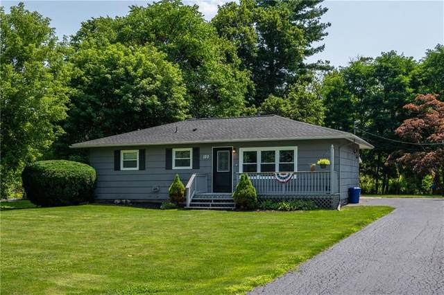 120 Shady Creek Road, Henrietta, NY 14623 (MLS #R1351375) :: BridgeView Real Estate Services