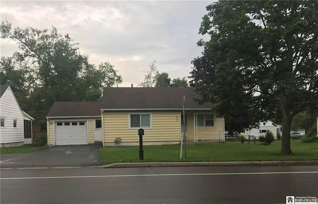 94 Fairmount Avenue W, Busti, NY 14750 (MLS #R1351468) :: TLC Real Estate LLC