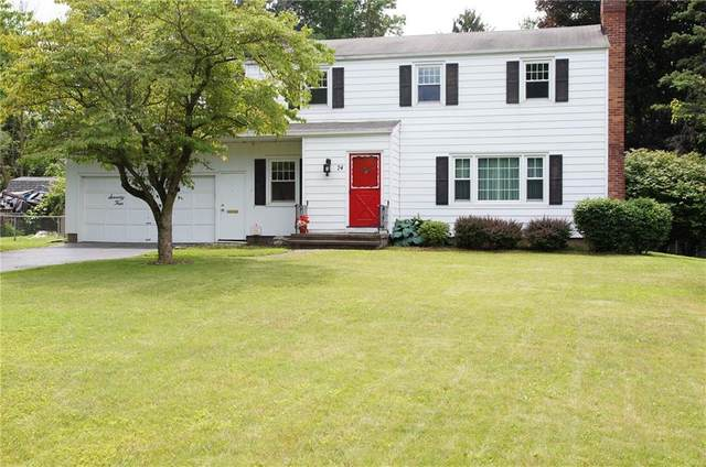 74 Sawmill Drive, Penfield, NY 14526 (MLS #R1351509) :: Thousand Islands Realty