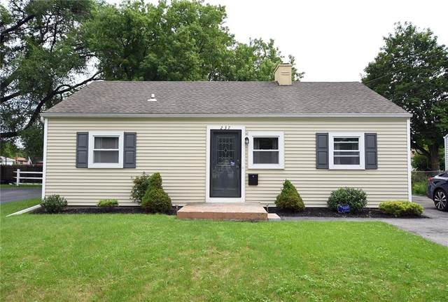 237 Marne Street, Rochester, NY 14609 (MLS #R1351529) :: Robert PiazzaPalotto Sold Team