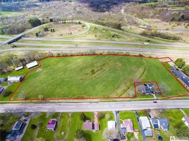 0 E Main St Extension, Ellicott, NY 14733 (MLS #R1351557) :: TLC Real Estate LLC