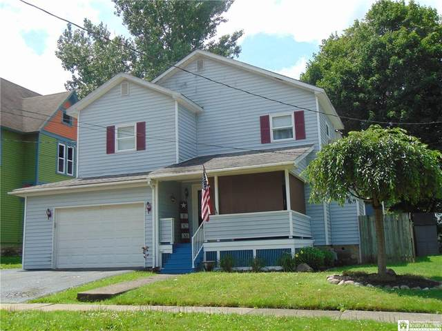 104 Cook Avenue, Jamestown, NY 14701 (MLS #R1351590) :: Thousand Islands Realty