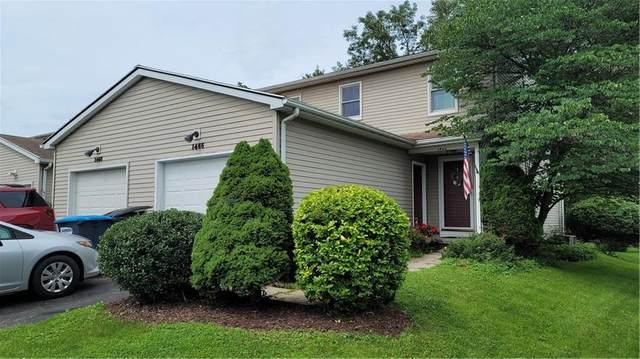 1466 Wood Drive, Farmington, NY 14425 (MLS #R1351603) :: Robert PiazzaPalotto Sold Team