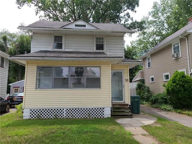 37 Cheltenham Road, Rochester, NY 14612 (MLS #R1351776) :: Robert PiazzaPalotto Sold Team