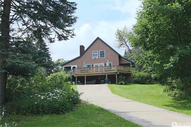 9949 W Side Hill Road, Ripley, NY 14775 (MLS #R1351778) :: BridgeView Real Estate