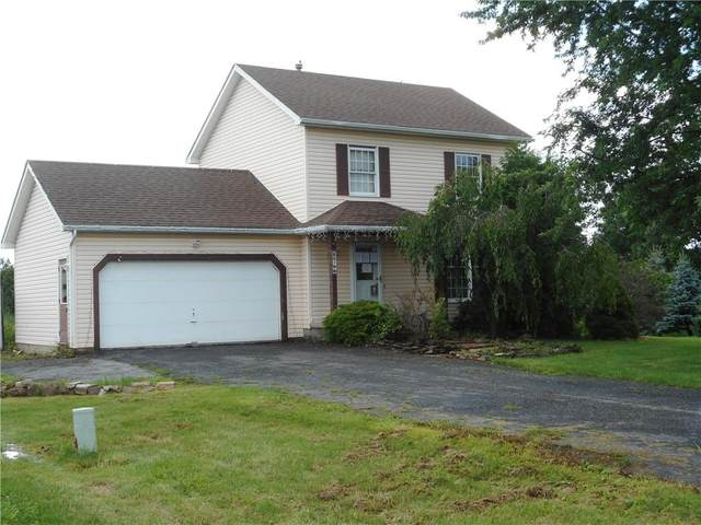 210 Donielle Circle, Clarkson, NY 14420 (MLS #R1351946) :: Robert PiazzaPalotto Sold Team