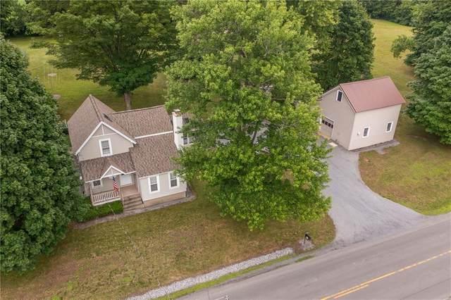 744 Preece Road, Phelps, NY 14456 (MLS #R1352022) :: Robert PiazzaPalotto Sold Team