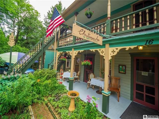 16 N Terrace, Chautauqua, NY 14722 (MLS #R1352070) :: BridgeView Real Estate Services