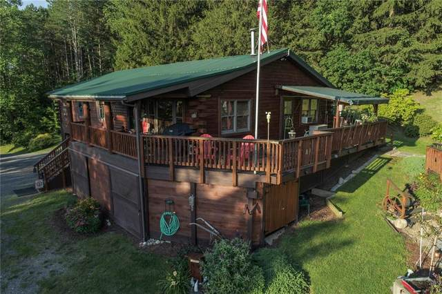 655 South Marbletown Rd, Phelps, NY 14532 (MLS #R1352081) :: Robert PiazzaPalotto Sold Team