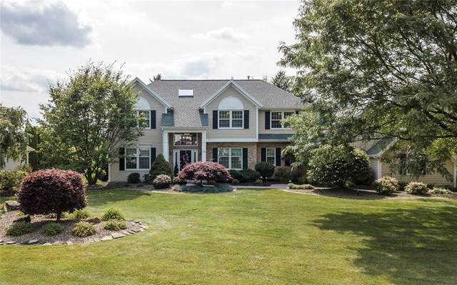 15 Rutherfield Lane, Penfield, NY 14625 (MLS #R1352264) :: Robert PiazzaPalotto Sold Team