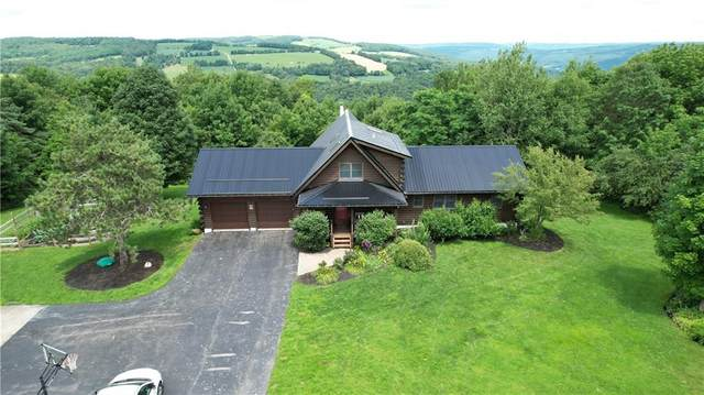 772 Curtain Road, Tully, NY 13159 (MLS #R1352284) :: Robert PiazzaPalotto Sold Team