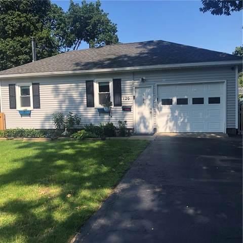 126 Hilltop Road, Greece, NY 14616 (MLS #R1352332) :: BridgeView Real Estate Services