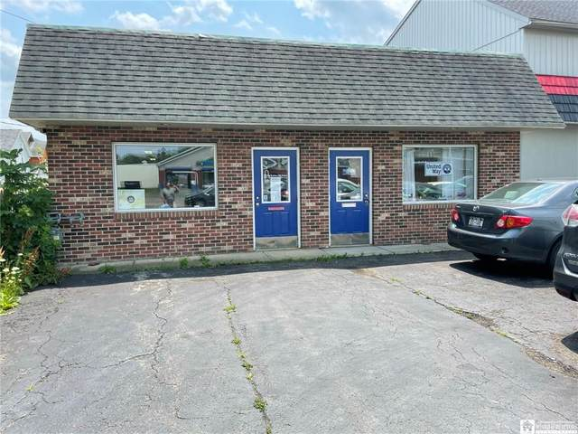 807 W State Street, Olean-City, NY 14760 (MLS #R1352339) :: Thousand Islands Realty