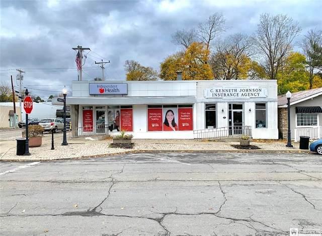 62-66 Chautauqua Avenue, Busti, NY 14750 (MLS #R1352418) :: BridgeView Real Estate Services