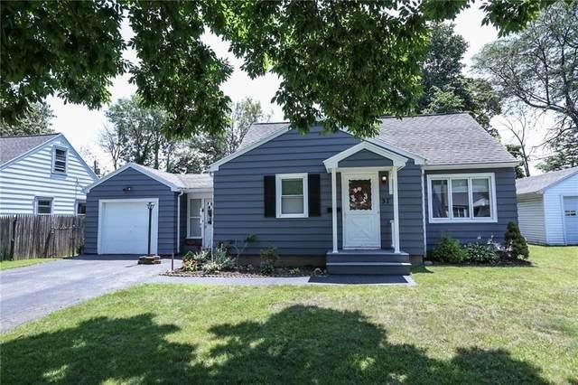 37 Legion Circle, Greece, NY 14616 (MLS #R1352536) :: BridgeView Real Estate Services